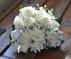 Flores de la boda ramo de la boda recuerdo por Hollysflowershoppe
