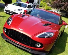 Aston Martin Vanquish Zagato Aston Martin Vanquish, Car Photography, Concept Cars, Vehicles, Sports, Hs Sports, Sport, Cars, Vehicle