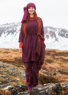 """""""Thora"""" tunic in cotton – Blouses & waistcoats – GUDRUN SJÖDÉN – Webshop, mail order and boutiques 