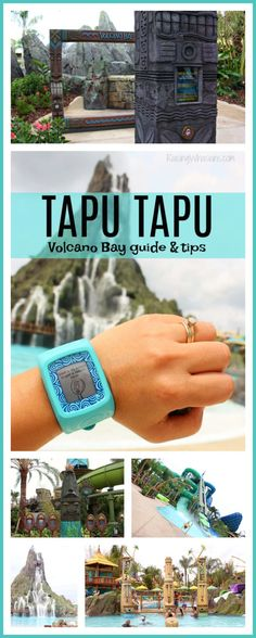 Volcano Bay Tapu Tapu Guide | What You Need to Know & Tips for your family vacation to Universal Orlando - Raising Whasians (AD)