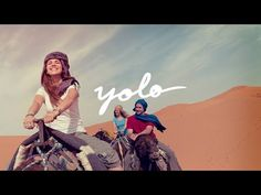 You only get to be young and carefree for a short time. Make the most of it. Meet Yolo: adventures designed for the 18-to-39-year-old traveller. Live fast, live free. #GoYolo  For more, visit: http://www.gadventures.com/travel-styles/yolo/