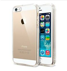 Item 582  Protect your gorgeous phone without hiding its beauty!  -CompatibilityiPhone 5S, iPhone 5 -FeaturesBack Cover -MaterialTPU -StyleTransparent, Solid Color -ColorMulti-color -Dimensions (cm)12.6x6.1x1 -Weight (kg)0.01