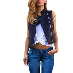 Fashion Women Faux Soft Leather Motorcycle Jackets Autumn Winter Pu Black Blazer Zippers Casual Coat Slim on http://ali.pub/0wkbo
