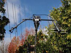 KB5WIA Amateur Radio: Home Satellite Station!