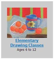 Elementary Art Programs  Ages 6 to 12