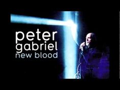 """Peter Gabriel Live in London 2010 """" New Blood """" Tour 