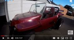 I got this Beach Buggy in for a brake repair, it brought back memories to when I owned a few over the years, enjoy the video, subscribe, share and give it a like, it helps the channel.