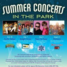 Agoura Hills Concerts