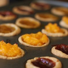Whole Wheat Apricot & Jam Tarts