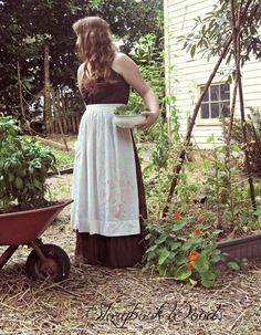 The one item that makes me think of Tasha more than anything else is an apron, or as we call it in my house, a pinny. I do not know how one can keep a home and not own an apron. It is the symbol of homemaking to me and one of the best tools of the trade. When I need to do some serous work around my home, I put on my pinny, think of Tasha's tenacity and got to it!! Pleas join Tasha's family in remembering her.