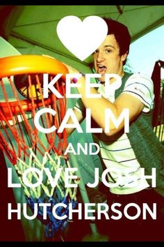 keep calm and love josh hutcherson!!!!!!!