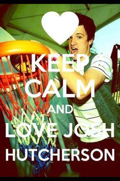 keep calm and love josh hutcherson!!!!!!!