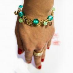 Браслет из тонких цепочек, $11.04 Charmed, Watches, Bracelets, Rings, Jewelry, Products, Fashion, Moda, Jewlery