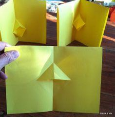 Une activité facile et ludique à faire avec des enfants ! FICHE TECHNIQUE Matériel : Ciseaux Feuille A4 Feutres Étapes par étapes : [gallery columns=»2″ size=»medium&…