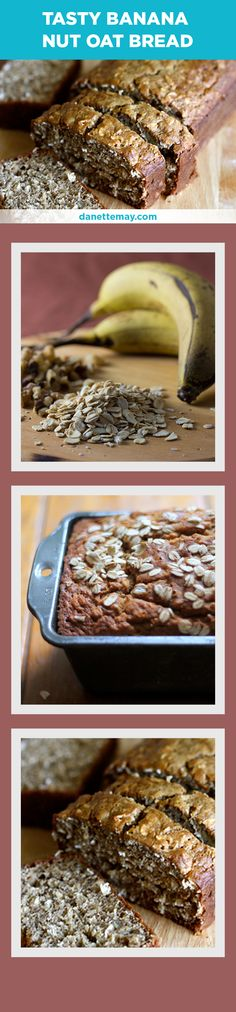 There's nothing quite like the smell of homemade banana nut bread coming from the oven! Here's my healthier version of this classic recipe. It's gluten free and much better for your waistline too!