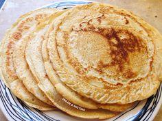 Vegan Κρέπες | Vegan & Νόστιμο Peanut Butter, Pancakes, Vegan, Breakfast, Ethnic Recipes, Food, Morning Coffee, Essen, Pancake
