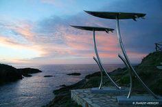 Monumento al surf (Tapia de Casariego)
