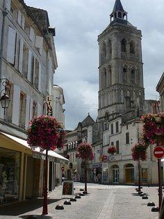 Cognac - Charente dept. - Poitou-Charentes région, France