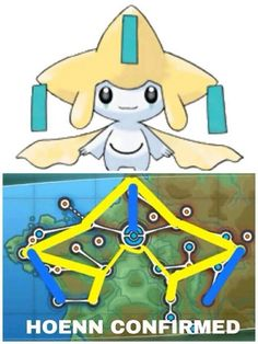 Time to Make a Wish That Hoenn Was Really Confirmed, Pokemon