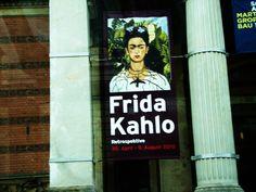 Frida Kahlo in Berlin...
