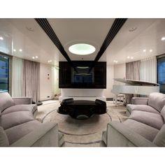 Quinta-Essentia-Luxury-Yacht-6.jpg (JPEG Image, 1024×800 pixels) -... ❤ liked on Polyvore