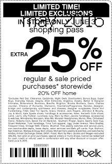 free printable coupons belk coupons - Christmas Tree Shop Printable Coupon