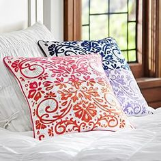 Pillows, Accent Pillows & Decorator Pillows | PBteen