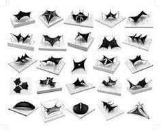 Resultado de imagem para tensegrity structures and their application to architecture