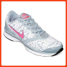 new product 6f671 10ed8 Nike Womens In-Season TR 4 Print Cross Trainer Shoes Dove Grey Pnk Pw -  deal clean eating