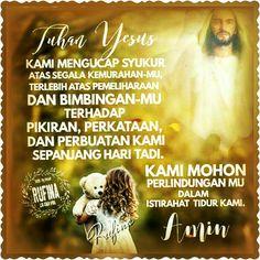 """With My Heart ✨🌙... :: (\_(\ *: (=' :') :* •.. (,("""")("""")¤°´¯`» •ღღ• Good Night •ღღ• ~  Mazmur 106:1  Haleluya! Bersyukurlah kepada TUHAN, sebab Ia baik! Bahwasanya untuk selama-lamanya kasih setia-Nya."""