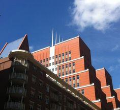 Den Haag - Architecture - The Hague City Centre - Architectuur