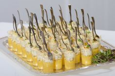 Causitas de Pollo Peruvian Appetizers by Chef Cecy
