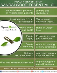 Health Benefits of Sandal Wood Essential Oil | Organic Facts