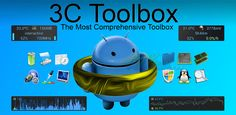 nice 3C Toolbox Pro v1.7.5.1 APK Updated Download NOW