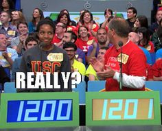 "USC Student Chantel got MEMED! She is not too pleased about being Dollared"" Price Is Right Contestant, Party Themes, Thing 1, Calm, Student, Humor, Halloween, Artwork, Humour"