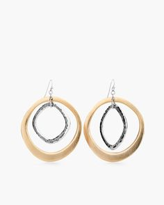 Chico's Greta Earrings  #chicos