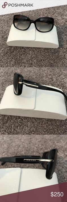 💯 Authentic Prada Sunglasses Excellent, like- new condition!  ✨Reasonable Offers Welcomed  📬 Ships 1-2 Days  ❌ Comes from a  Smoke & Pet FREE home Prada Accessories