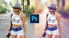 How to edit a photo   Retro Effect   Photoshop Tutorial   CC 2017