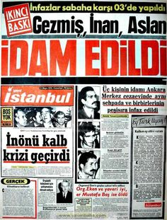 10 Interests About 'Three Saplings in Gallows' Newspaper Headlines, Old Newspaper, History Memes, History Facts, Turkey History, Treaty Of Versailles, 10 Interesting Facts, Newspaper Archives, Gallows