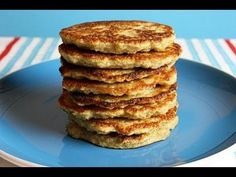 Polish Potato Pancakes 2 large russet potatoes, raw (about 1 pounds) cup onion (about of a small onion) 1 egg 1 Tablespoon flour (whole wheat or all-purpose) teaspoon salt Pepper to taste 3 teaspoons oil, divided, for frying (I use canola) Polish Recipes, My Recipes, Cooking Recipes, Favorite Recipes, Polish Food, Polish Desserts, Veggie Recipes, Sauerkraut, Breakfast For Dinner