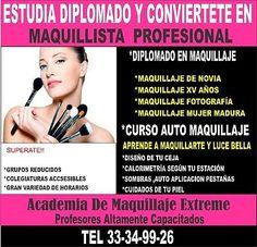 CURSOS DE MAQUILLAJE PROFESIONAL ESCUELA ESPECIALIADA  #Cursos, #Maquillaje, #Profesional, #Escuela, #Especialiada
