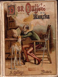 Edição de Saturnino Calleja, Madrid, 1901 / desenhos de M. Ángel / http://elcocodriloazul.blogspot.com.br/2010_01_01_archive.html