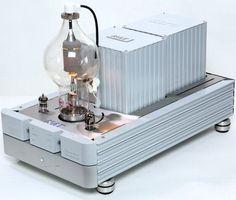 The NAT Audio Magma tube amplifier