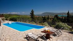 Traditional #villa with private pool and breathtaking #seaview for family #vacations  http://ift.tt/2eGr4kd