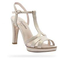 Sandale Bikini - Chèvre velours cristal Blanc Esprit - Repetto
