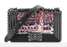 CHANEL Cruise 2015 Handbags – GeorgiaPapadon