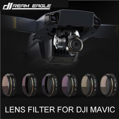Find More Parts & Accessories Information about Lens Filters for DJI MAVIC Pro Drone G UV ND4 8 16 32 CPL HD Filter Accessories gimbal Lens Filter Quadcopter parts,High Quality lens hood filter,China lens jelly Suppliers, Cheap lens filters uv from Shenzhen Model Fun Co.,Ltd on Aliexpress.com
