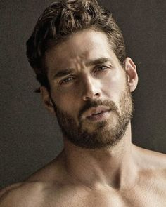 Pretty Men, Gorgeous Men, Joseph Cannata, Short Beard, Great Beards, Ideal Man, Handsome Faces, Hair And Beard Styles, Man Photo