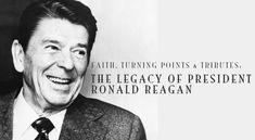"""At 11-years-old, Ronald Reagan wanted to be baptized. After Ron rose from the baptism waters, the pastor said, """"Arise and walk in newness of faith."""" Ron said he was """"called"""" at that moment when """"I invited Christ into my life."""" Ronald then began to develop communication skills speaking in a church. Ron began acting in his church. A local newspaper said that, at 13, he captivated the audience by his one act dramatic reading. At 15, he began teaching Sunday School and continued to do so... Governor Of California, Evil Empire, Men Lie, President Ronald Reagan, That Moment When, Hollywood Actor, Us Presidents, Christian Faith, Role Models"""