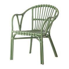HOLMSEL Chair - green - IKEA $69.99